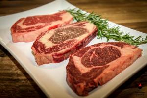 "Dry Aged Rubi Gallega – Spanische ""Alte Kuh"" - Luma Beef"